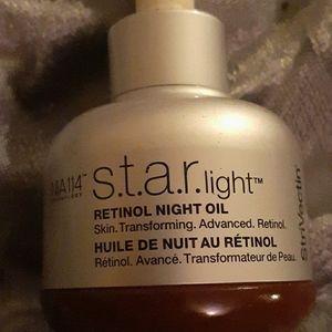 StriVectin Starlight retinol night oil